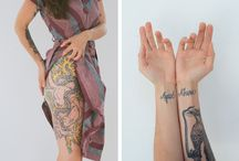 Art/Inked / by Alexandra Smith