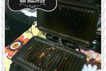 Limpar sanduicheira ou grelhador electrico