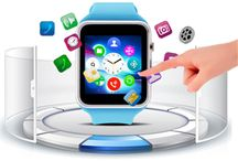 Часы Smart Watch New / Используйте полный спектр возможностей. Умные часы синхронизируются со всеми популярными смартфонами. Также часы можно использовать в качестве мобильного телефона. Вставьте sim-карту, отправляйте смс, совершайте звонки, делайте фото и многое другое как на обычном смартфоне!
