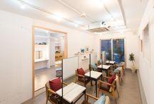 Favorite Places & Spaces / Hair Salon HONEY 渋谷区神宮前3-6-4