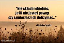 Nicholas Sparks - WSZYSTKO ❤️