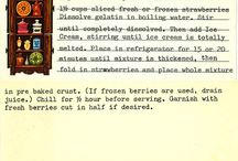 Weld County Kitchen / Weld County's history starts with the land, specifically agriculture. So it only makes sense that our rich agricultural history would result is some great recipes to share at the dinner table. Enjoy these favorite recipes from Weld County residents!