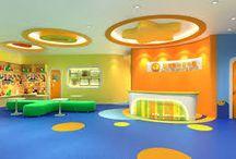 Interior Design for School