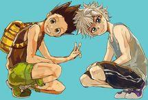 ●Hunter x Hunter● / Hunter x Hunter (2011) I love this anime ♡