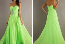 Společenské šaty - zelená