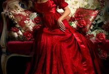 Lady in red / All things RED / by Vicki Lensing