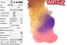 Paint Tool SAI (tutorials)