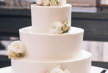 Lindie white wedding