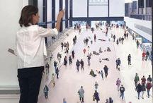 Mis Cuadros de museos / Mi nuevo proyecto de cuadros de diferentes museos en el mundo