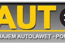 Autolawety-Łódź / Wynajem autolawet, pomoc drogowa