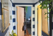 Entries & Hallways / by Frances Schultz