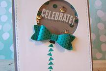 celebrate today / fêtes toutes faites