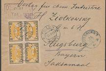Stamps, Estonia
