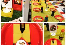 Idee per feste