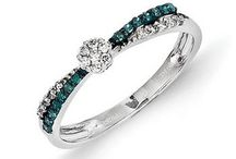 Blue Diamond Jewelry / Beautiful Blue Diamond Jewelry Collection by Kevin Jewelers