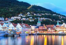 SCANDINAVIAN TRAVEL / Inspiration for travel adventures through Scandianvia; the best places to visit, sleep and eat. Beautiful landscapes and cities.