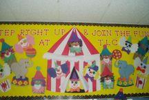 GPATT Circus Theme