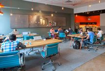 Come Together / All about collaborative spaces