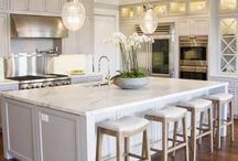 Kitchens / by Julie & Lauren {bornandbread}