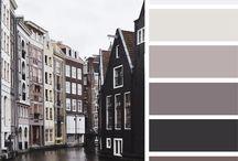 Inspiration - färgscheman