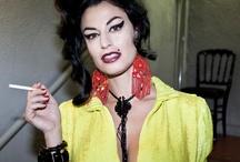 Macrame Fashions / by Dale Peyton