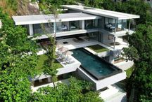 Architectural  / by Haynes Abney-RajBhandary