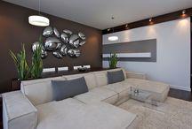Дизайн интерьера / Подборка фотография дизайнов интерьера комнат в квартире