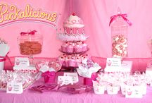 A's 5th birthday / An all pink birthday celebration!