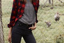 Sarah Heffron / Style Inspiration
