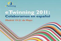 eTw en Castellano / Desde 2011 se celebran periódicamente en MADRID eventos multilaterales que sirve de encuentro a docentes que realizan sus proyectos eTwinning en castellano. En todos ellos han participado docentes de nuestra ciudad.