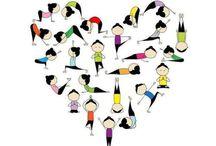 yoga / by Anita Gossow