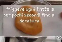 VIDEO RICETTE / Raccolta di video ricette