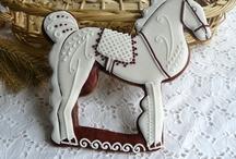 Horse cookies