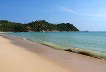 Koh Phangan, Thailand / Koh Phangan island - ferry sailings and travel info.