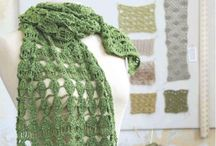 Crochet and knitting books and tut / by Antonella Franceschini