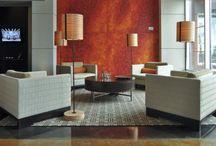 condo lobby / by Chuck Poppe