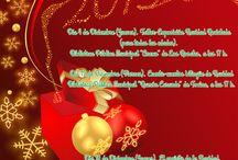 """2013.Cuenta-cuentos Bilingües de Navidad. / El pasado Viernes 13 de Diciembre se celebró en la Biblioteca Pública Municipal """"Ramón Carande"""" de Tocina, los cuenta-cuentos bilingües de Navidad."""