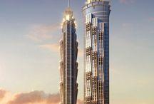 Cool Buildings / by Glenn Forman