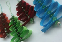 Christmas Trees - Handcrafted