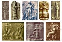 Goddesses and Deities