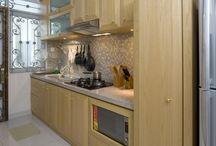 Inspirasi Dapur Kita / Desain dan model dapur