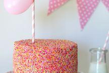 birthdays cakes / by Jennifer Galan
