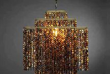 Dame Juvel / Dame Juvel is a creative new line of fixtures featuring semi-precious gemstones in their natural beauty. Browse our Dame Juvel lighting http://goo.gl/8LTvmQ