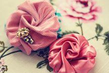 bunga satin