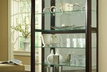 Max Furniture Curios And Cabinets