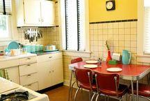 Kitchen - curtains