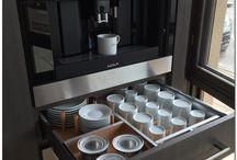 Εντοιχισμένη καφετέρια