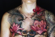 Tattoos / by Courtney @holdingcourtblog