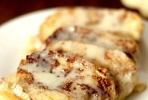French bread cinnamon rolls