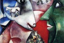 Kуда шагал Шагал?